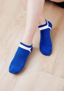 機能減壓透氣運動短襪