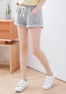 【限時$99】玩樂繽紛棉質反折短褲