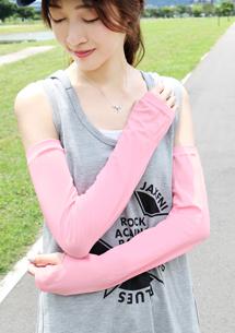 涼感抗UV防曬袖套