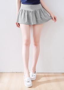 清涼夏日四面彈短褲裙