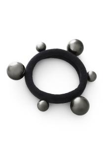 氣質簡約珍珠髮圈