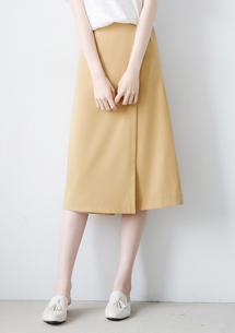 韓系風格寬版褲裙