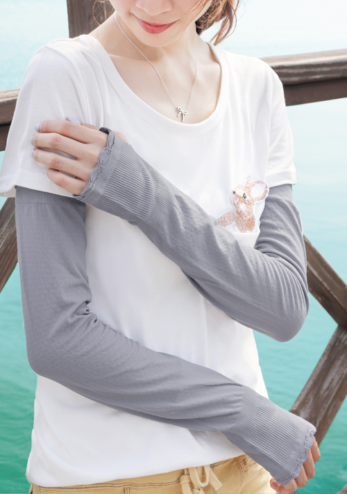 機能涼感透氣防曬袖套
