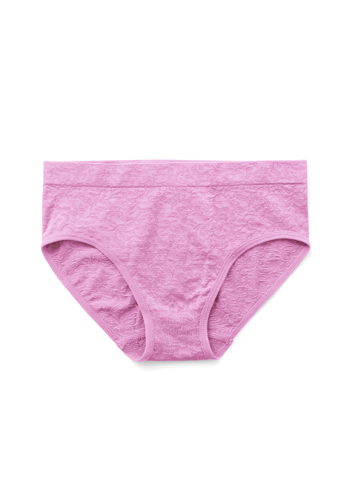 壓紋無縫內褲