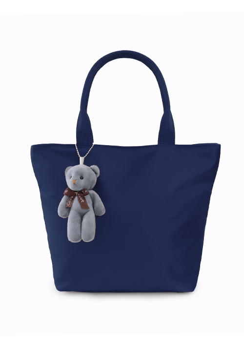 防潑水可愛熊熊手提包