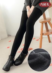 極暖禦寒內絨毛高彈褲襪