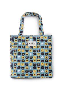 日系防水可愛手提袋