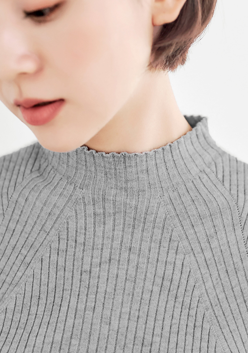 柔感親膚包芯紗針織背心