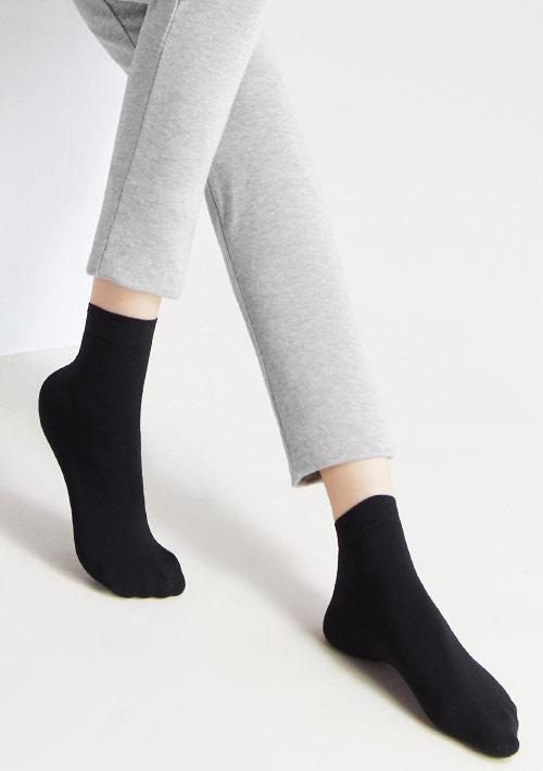 磨毛保暖襪