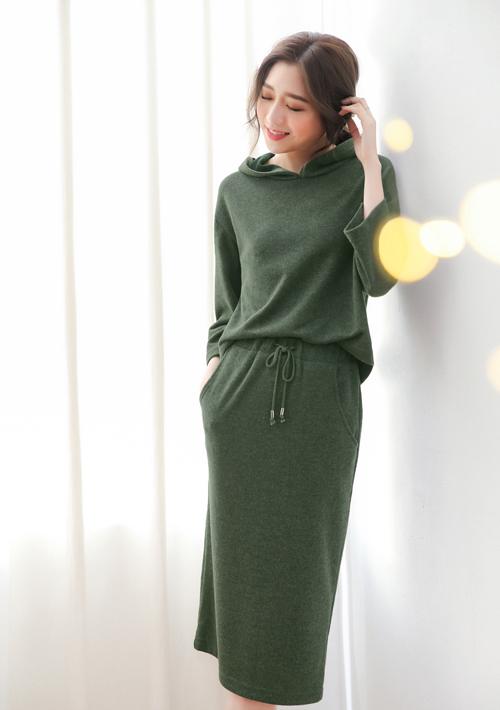 韓風設計坑條質感套裝