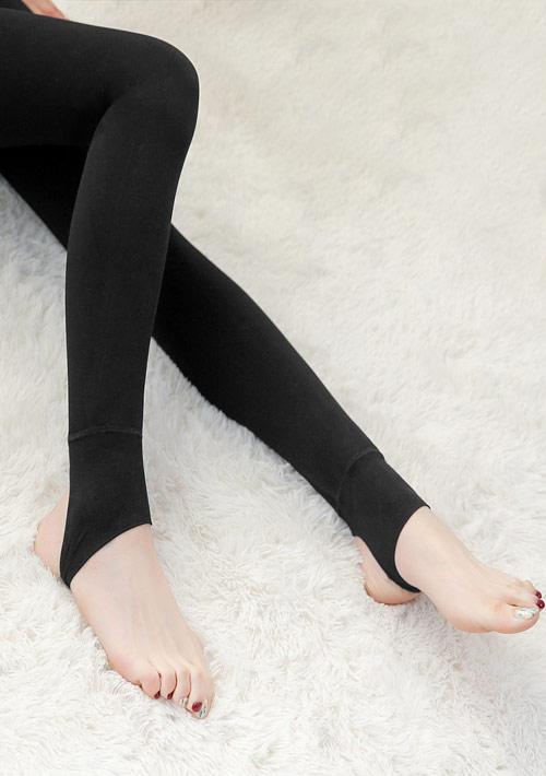 禦寒緊密加厚海狸絨褲襪