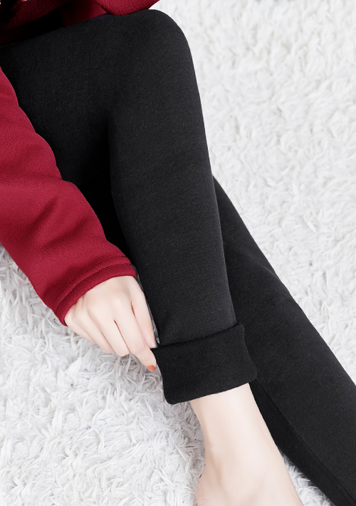 爆暖高機能加厚發熱褲