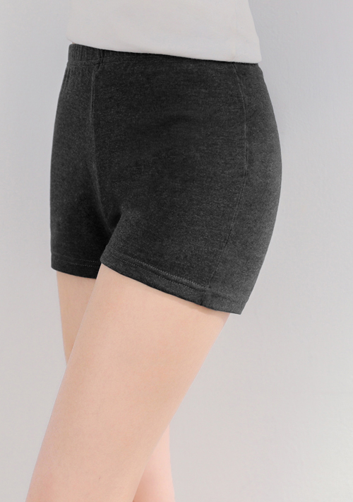 厚磅磨毛安全褲