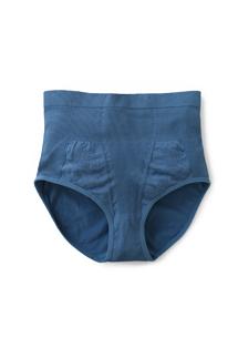 無縫纖腰束腹提臀高腰內褲