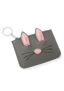 兔兔票卡夾零錢包