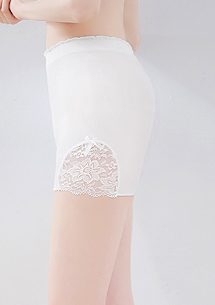 無縫蕾絲安全褲