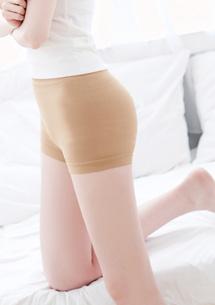 涼感無縫安全褲
