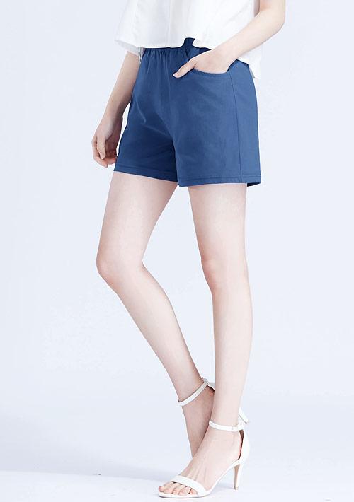 特級彈性涼感短褲