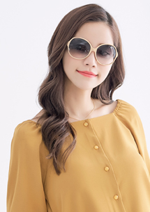 抗UV水鑽太陽眼鏡