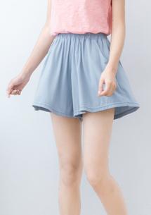 四面彈短褲裙