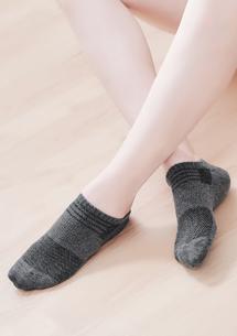 抗菌純棉運動襪