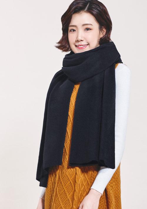 Fleece輕量保暖圍巾