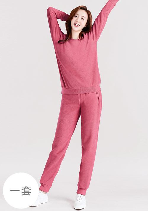 【限時$299】Fleece居家套裝