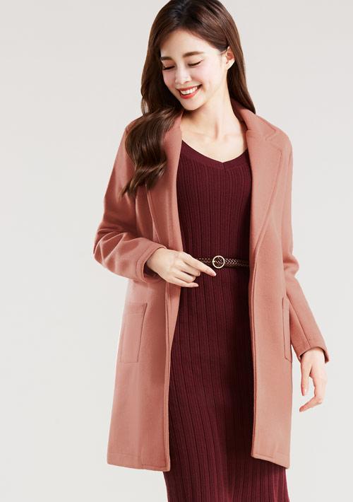 【限時$399】韓版毛呢外套