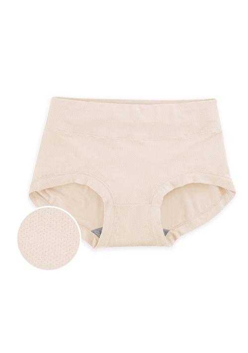 透氣包覆中腰內褲