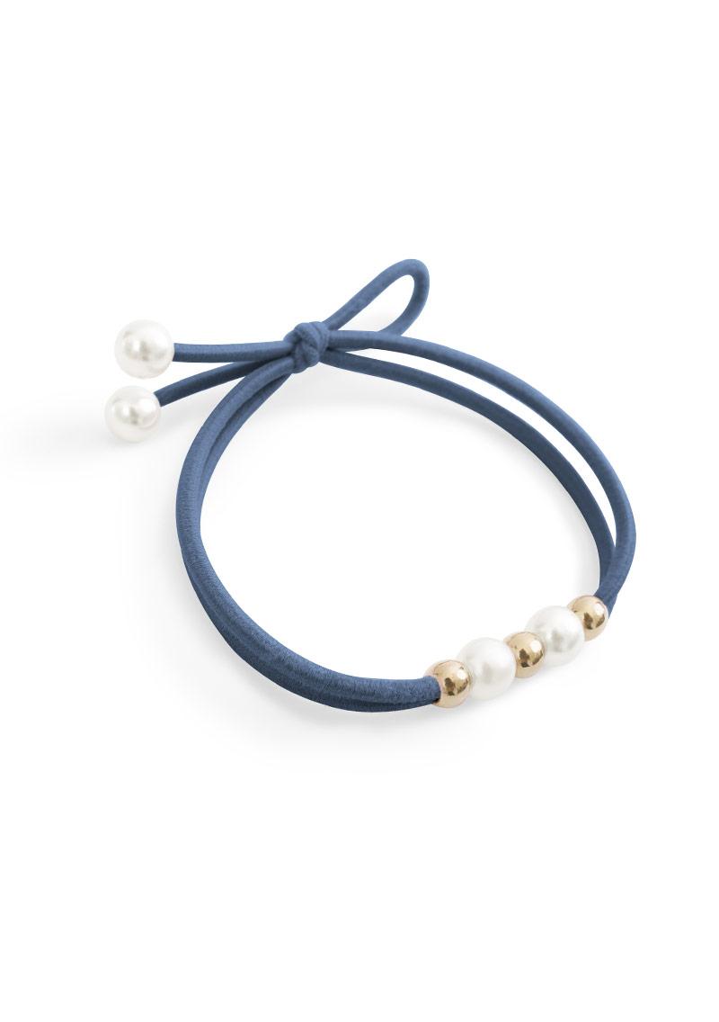 氣質珍珠髮圈