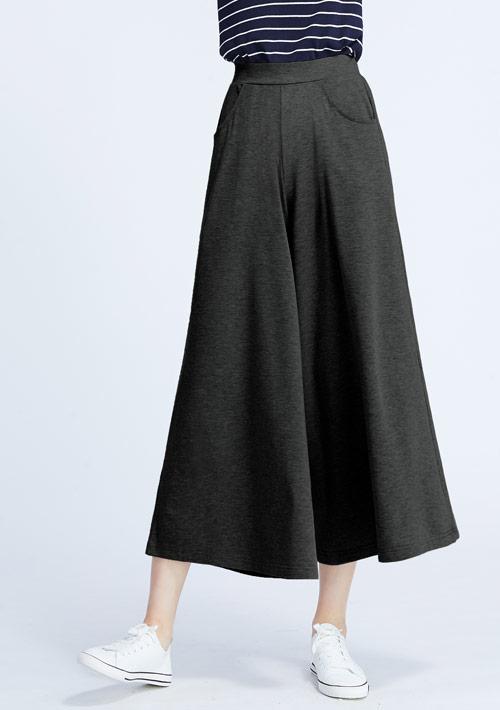 特級四面彈性寬褲