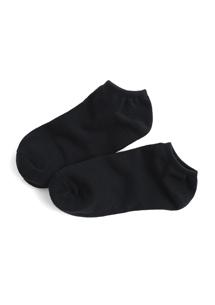 特級素色短襪