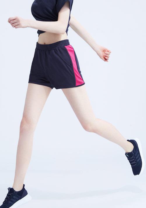抗UV吸排運動短褲