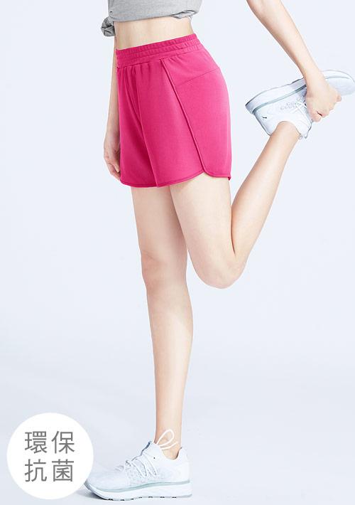 抗UV吸排短褲