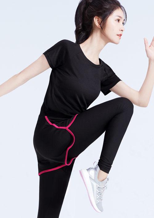 抗UV吸排運動長褲套組