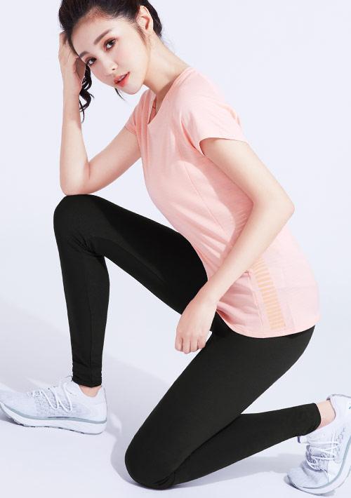 特級彈性吸排涼感運動內搭褲