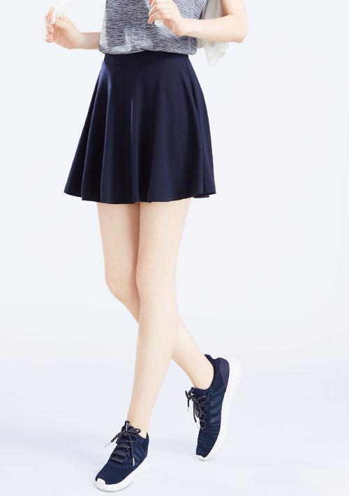 特級四面彈性裙褲