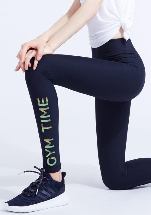 GYM TIME 特級彈性吸排涼感運動內搭褲