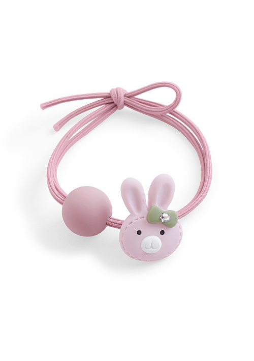 邦妮兔球球髮圈