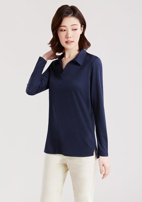 【限時$168】抗UV吸排長袖polo衫