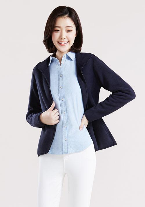 【限時$290】Fleece連帽外套