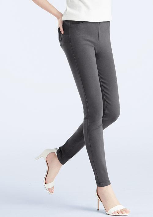 特級彈性窄管褲