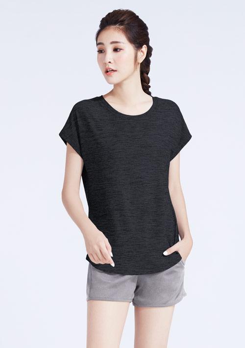 【限時$199】抗UV吸排涼感寬版上衣