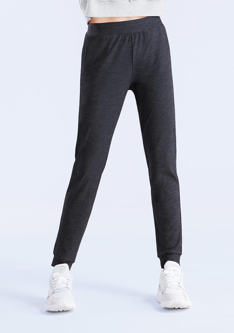 抗UV吸排涼感束口長褲