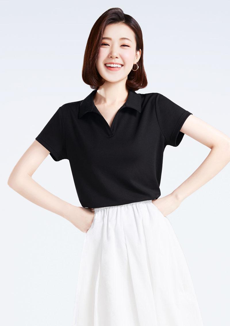 【好評延長$99】抗UV吸排polo衫