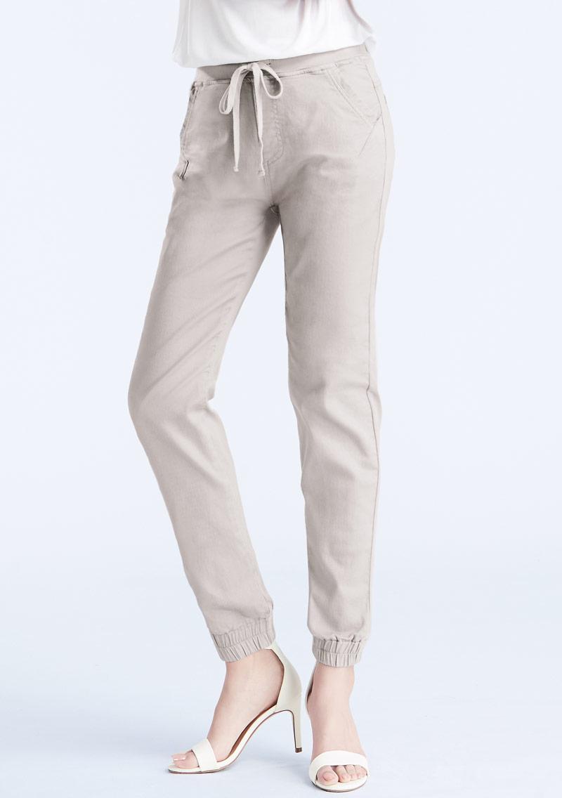 特級彈性束口長褲