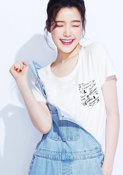 【限時$199】迪士尼公主系列純棉印花T恤-02
