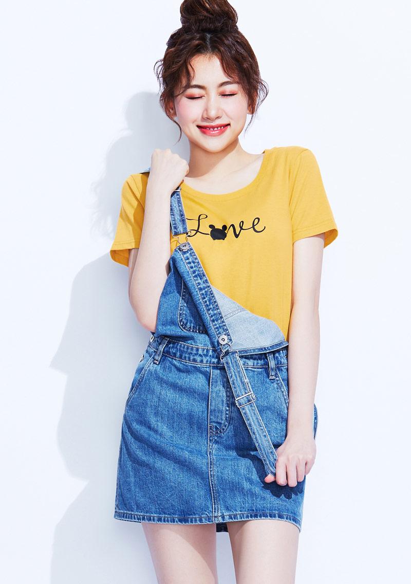Tsum Tsum系列純棉印花T恤-02