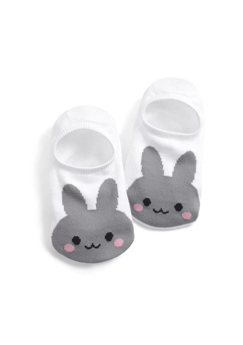 兔子涼感隱形襪
