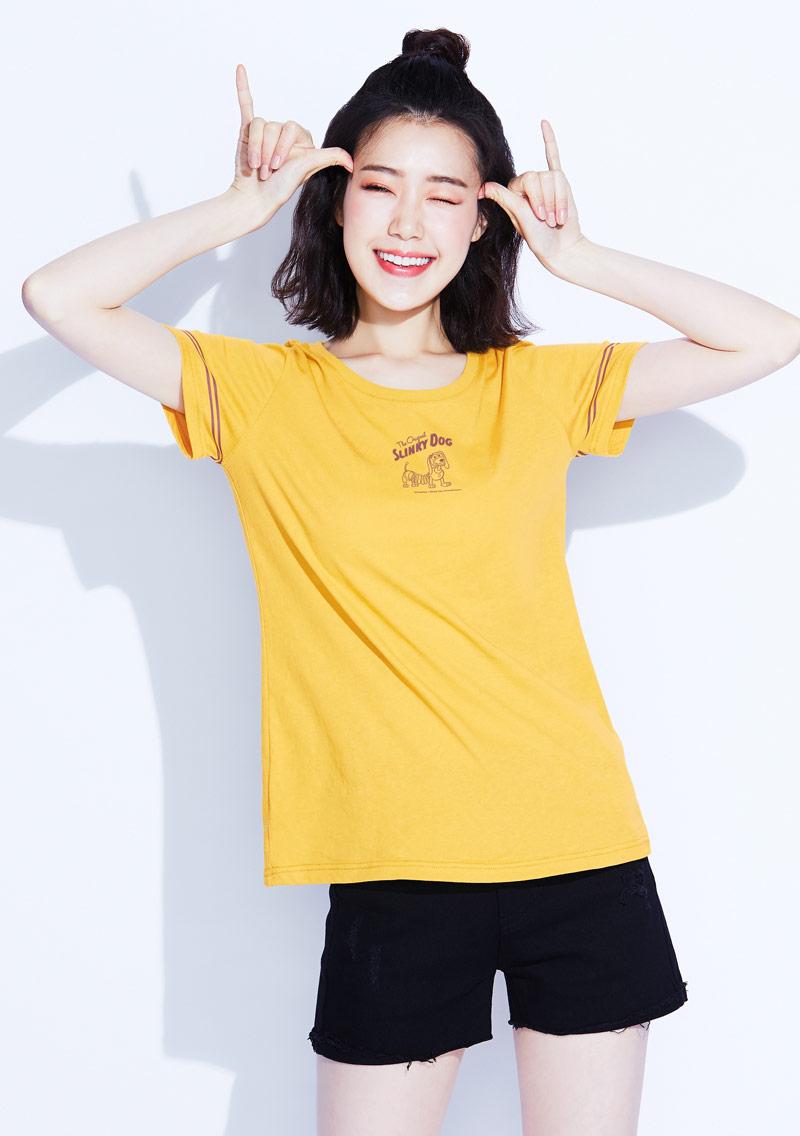 【限時$199】迪士尼Toy Story系列純棉印花T恤-02